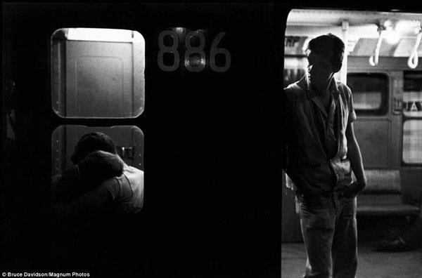 1959, 'Brooklyn Gang' by Bruce Davidson