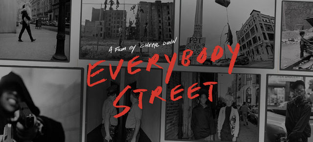 EVERYBODY STREET | NYC IN FRAMES