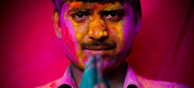 The True Holi Colours