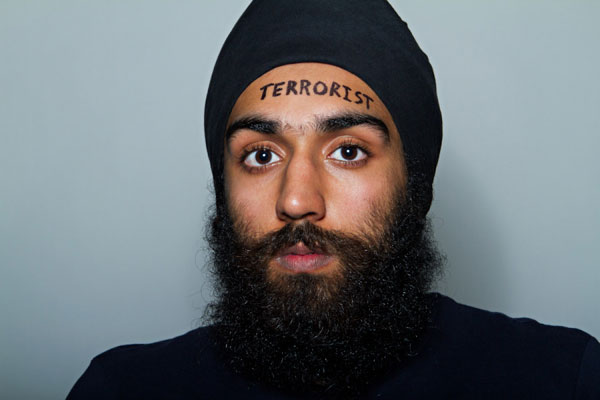 """I am not my turban."""
