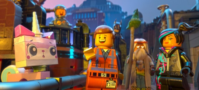 The LEGO Movie | This Ain't Child's Play