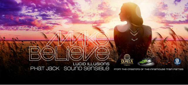 COMPETITION: MAKE-BELIEVE presents LUCID ILLUSIONS