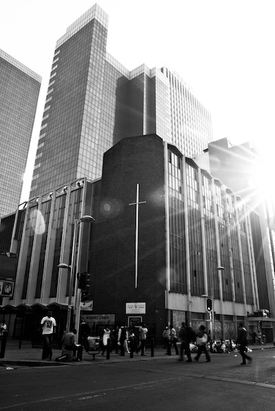 Portraits of the City - Central Methodist Church