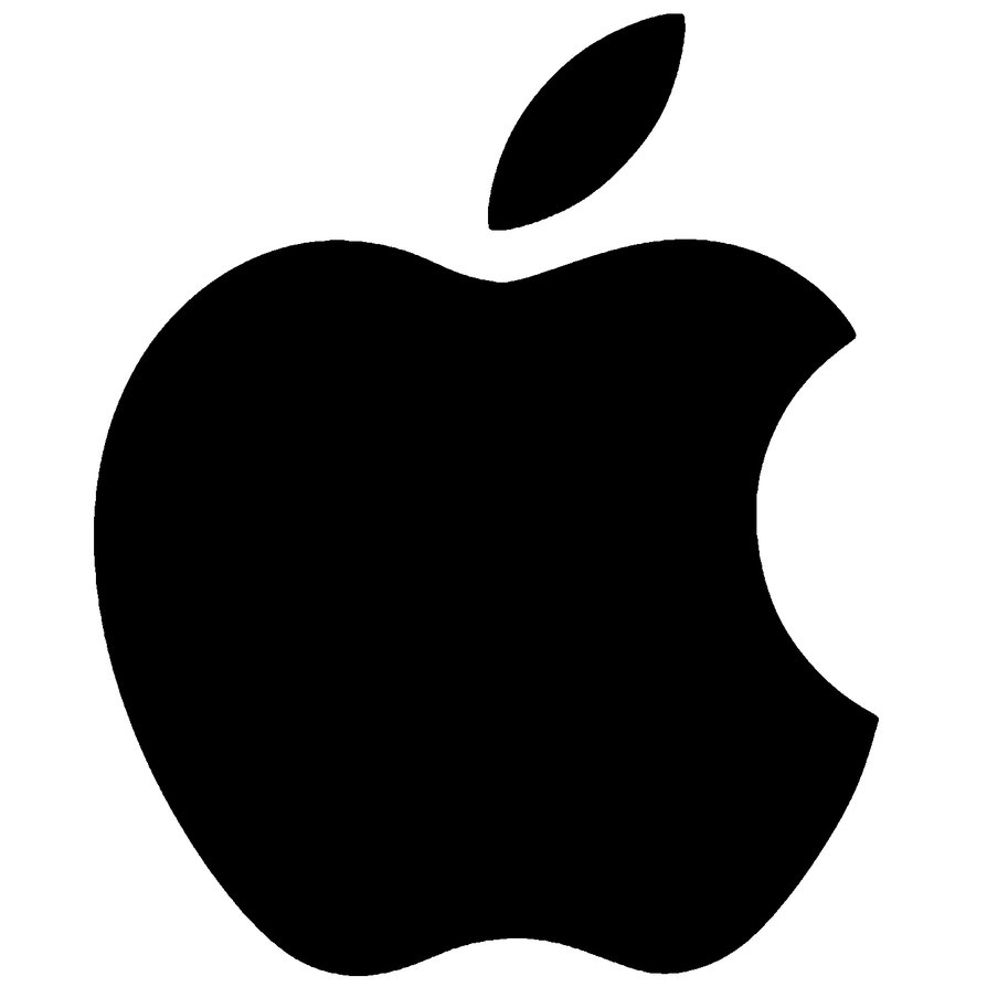 apple logo | one small seed