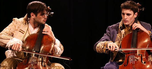 2Cellos | 'Thunderstruck' Crescendo