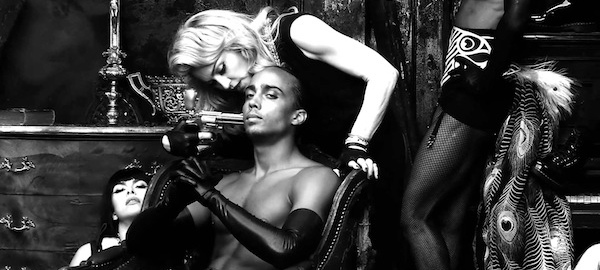 A Masterpiece by Madonna, Steven Klein, Vice & BitTorrent