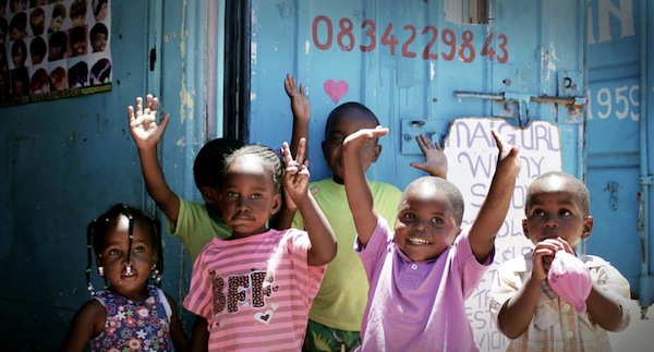 Image: Love in Khayelitsha from Secret Love Project 2014