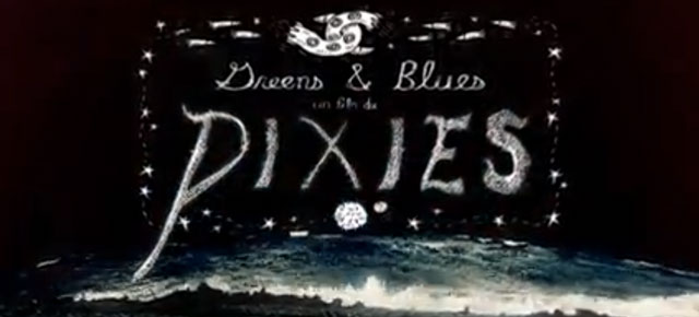 New Release: The Pixies | 'Greens and Blues'