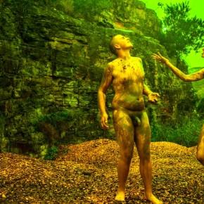 Adam & Eve by Charles Harry Mackenzie