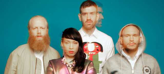 Little Dragon Release New Track 'Paris'
