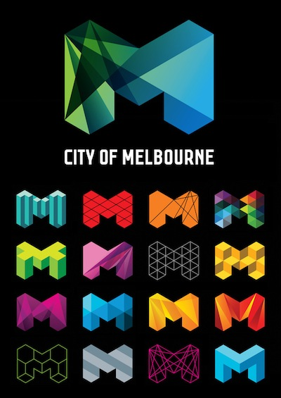 Image: behance.net/gallery/City-of-Melbourne/276451