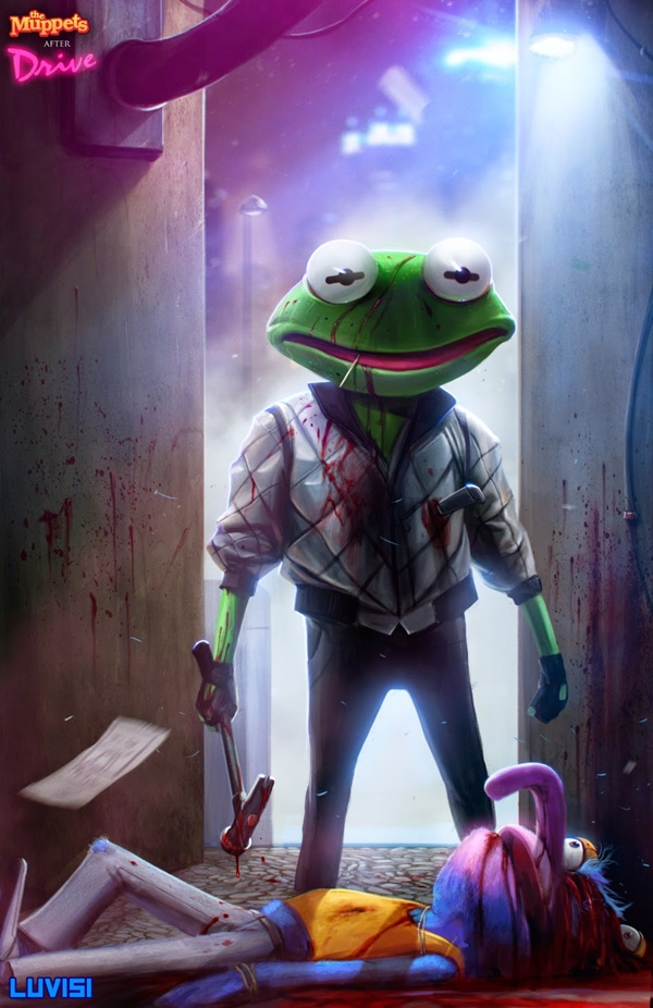 Kermit the Murdering Frog