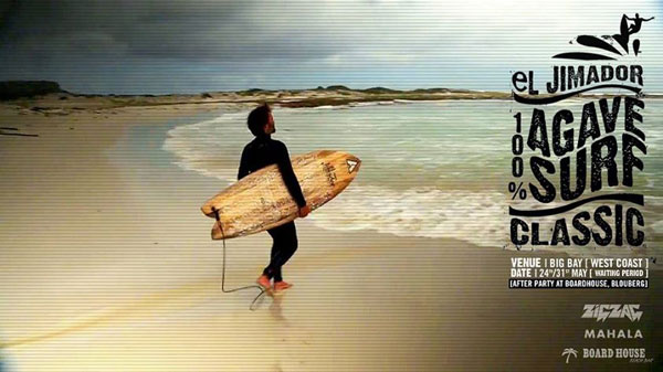 El Jimador Presents The First 100 % Agave Surf Classic