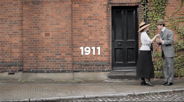 Westfield Stradford City's 100 years of fashion in 100 seconds