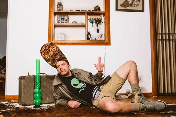 Jack Parow - Image Ⓒ Wouter du Toit