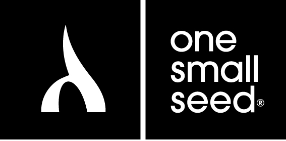 one small seed logo Ⓒ Giuseppe Russo