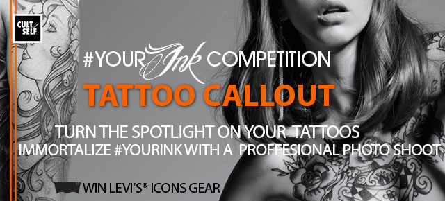 #YourINK - Part I: Win a Professional Photo Shoot & Levi's Gear