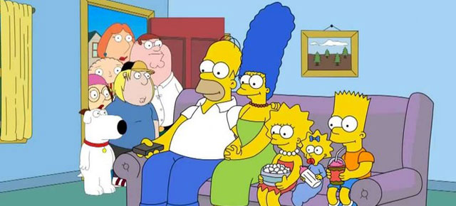 Trailer for The Simpsons X Family Guy Cross-over Episode