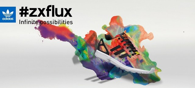 Enter now & Win adidas Originals #ZXFlux!