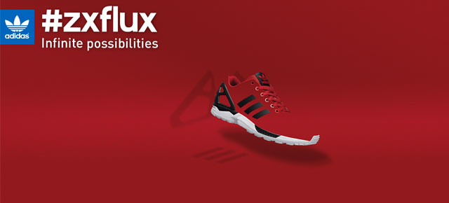 WIN a pair of adidas Originals ZX Flux!