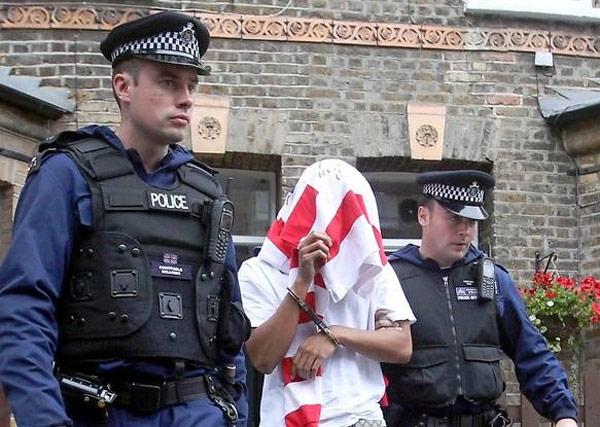 banksy-arrested