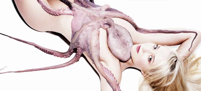 Celebrities strip down for Fishlove