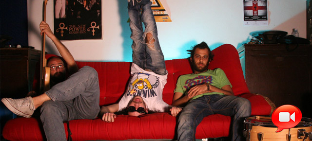Worth the Struggle for Syrian Rock Band