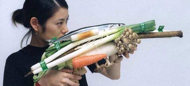 ベジタブル・ウェポン | Vegetable Weapons