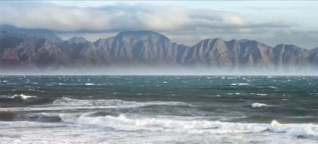 This video shows why people never leave Cape Town!