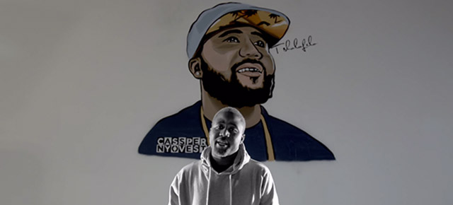 We Hope You Bought it! Thumbs up Cassper Nyovest.