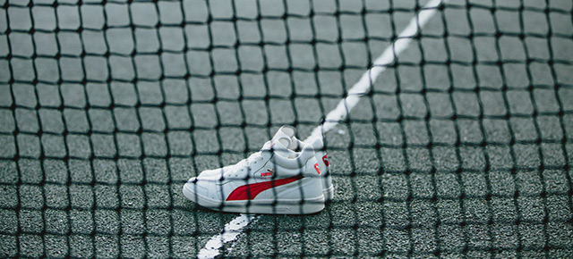 The Classic Boris Becker OG Reawakens PUMA's Tennis Heritage