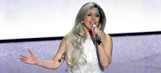 Lady Gaga is as amazing on stage as she is off. Find out why. #Oscars2015