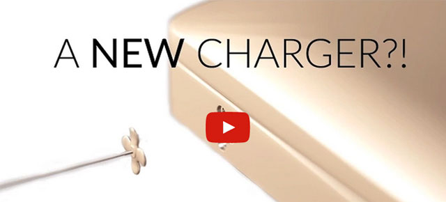 Why every new Macbook needs a new charger? Fuck you. That's why.